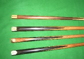 Cues for Billiards Snooker & Pool, with all other accessories. New or used or antique