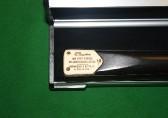 C Dawson antique billiard cue