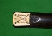 John Roberts billiard cue c1870