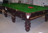 Full Size (12ft x 6ft) Billiard & Snooker Tables