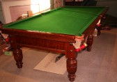 Threequarter size - 9ft & 10ft Billiard & Snooker tables