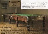 Full Size (12ft x 6ft) Billiard & Snooker Tables