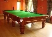 Riley 'Viceroy' (122406) mahogany Billiard/Snooker c1920