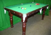 Riley 6ft mahogany table