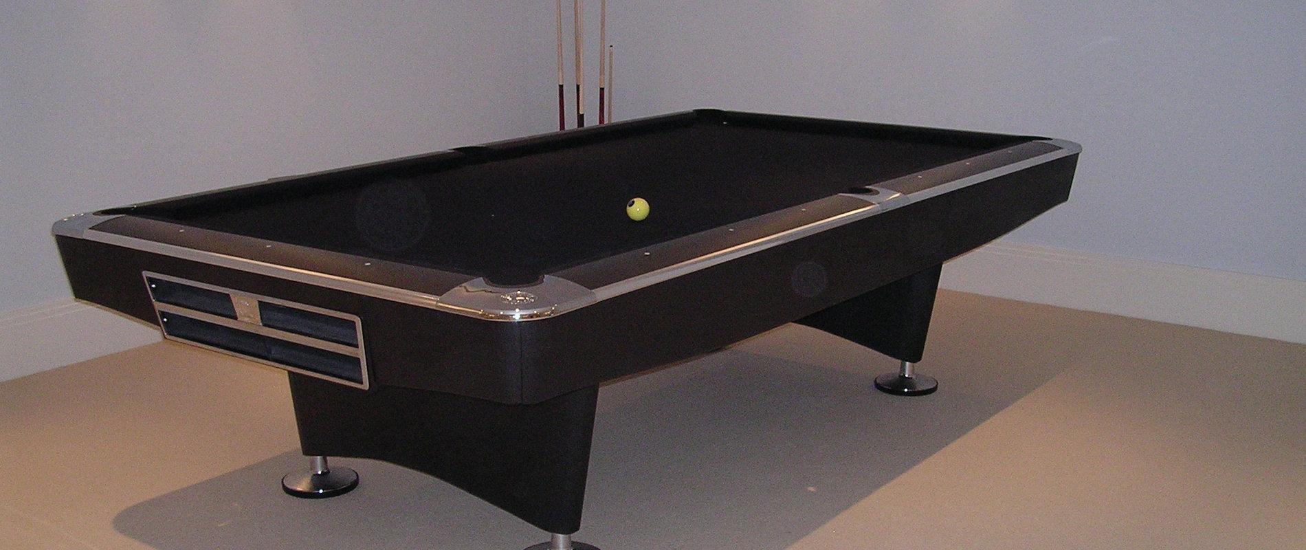 American Pool Table - Previous Owner Eric Clapton