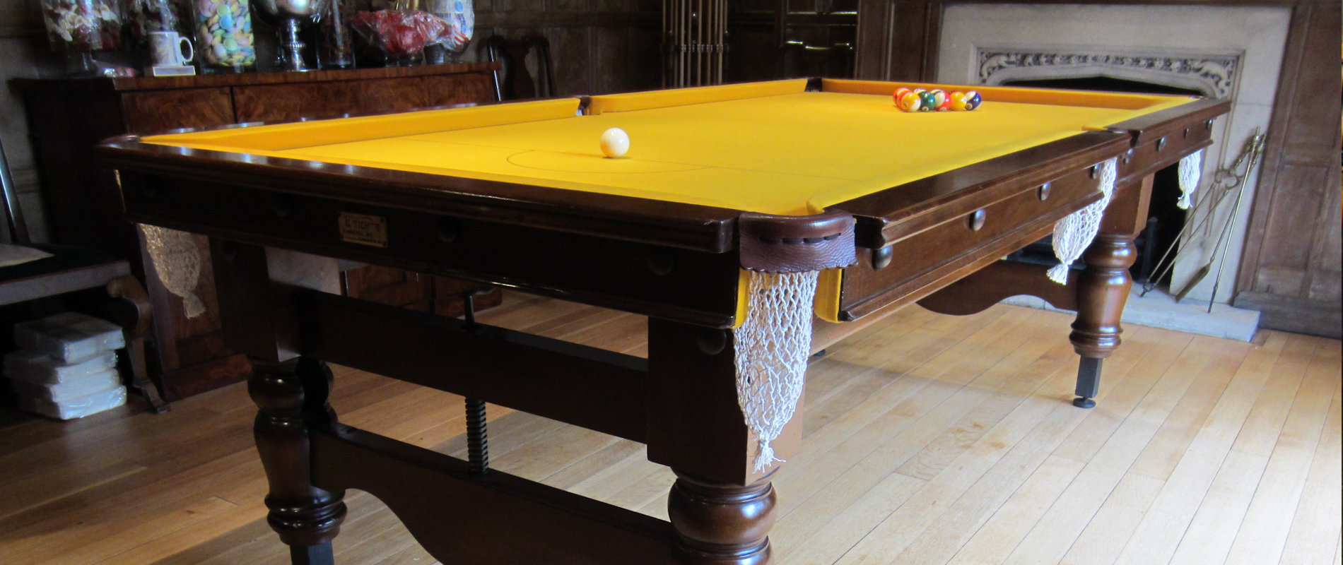 Snooker Tables 10ft, 9ft, 8ft, 7ft, 6ft sizes